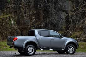 Is Mitsubishi L200 re-entering the USA's Pickup Truck Battlefront ...