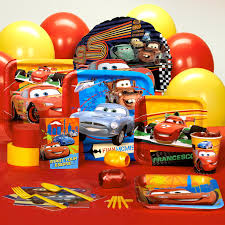 Cars Party Decorations Cars 2 Party Supplies Party Supplies