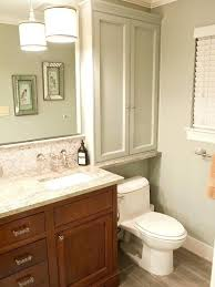 Cabinet Over Toilet Medium Size Of Toilets At Home Depot New