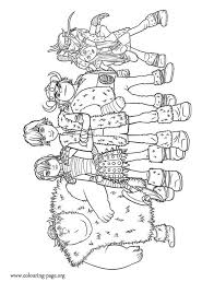 How To Train Your Dragon 2 Coloring Page   How to Train Your Dragon ...