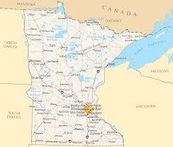 twin cities metro area (13 county) \u2022 mapsof net Mn Highway Map minnesota reference map mapsof net map mn highway map pdf