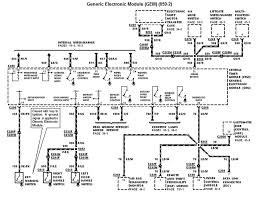2002 ford explorer radio wiring diagram transfer