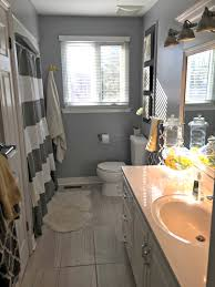 bathroom remodel how to. Delighful How Kidu0027s Bathroom Remodel See How To Transform An Entire Space Using New  Flooring Paint Intended Remodel How To I