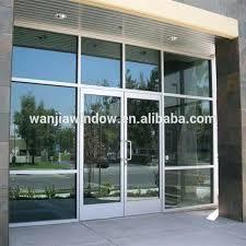 double glass doors top grade commercial double glass doors internal glass double doors