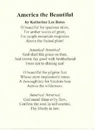 America The Beautiful Quotes