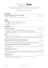 Best Resume Templates Download Free Modern Cv Templates Free ...