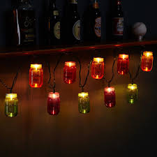 novelty string lights for fun outdoor home depot depot large size