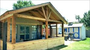 covered porch cost per square foot covered patio cost porch awning large size of adding a