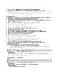 Sap Security Resumes Data Center Manager Resume Sample 1 Splendid ...