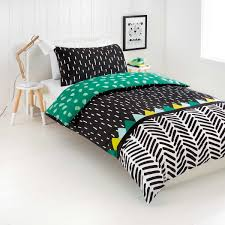 Reversible Wild Thing Quilt Cover Set - Double Bed | Kmart | kids ... & Reversible Wild Thing Quilt Cover Set - Double Bed | Kmart Adamdwight.com