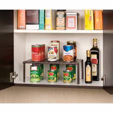 Kitchen Shelf Organizer Cabinet Organizers Drawer Organizers Seville Classics