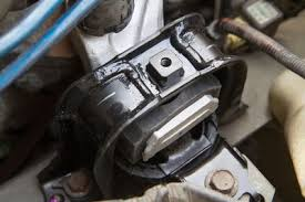 how to replace a power steering rack a new engine mount