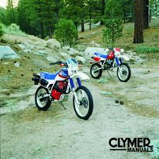 motorcycle parts clymer repair manual