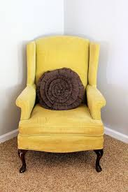 extraordinary mustard color chair yellow goenoeng home design idea fresh charming vintage velvet dining armchair office