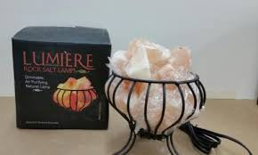 Lumiere Salt Lamp Inspiration Sportex Recalls Salt Rock Lamps Due To Shock And Fire Hazards CPSCgov