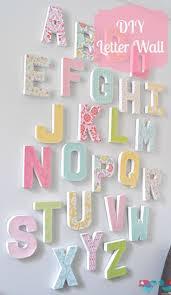 Best 25+ Alphabet wall art ideas on Pinterest | Alphabet wall ...