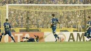 Resultado de imagen para El Xeneize superó 2 a 0 a la Bestia Negra en el choque de Ida correspondiente a los Cuartos de Final de la Copa Libertadores de América, gracias a los goles de Mauro Zárate y Pablo Pérez, y quedó muy bien perfilado de cara a la Revancha.