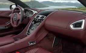 aston martin interior 2014. the aston martin vanquish has comfortable seats but its controls feel dated interior 2014