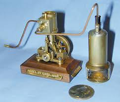 miniature steam engine canada