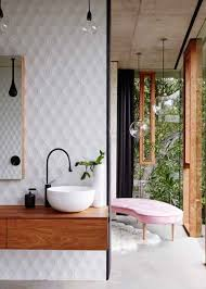 planchonellahousejessebennettarchitectyellowtrace15 bathroom trends 2017 n46