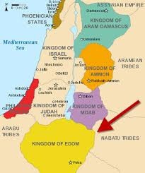 Esaus Descendants And The Rulers Of Edom The Genealogy Of