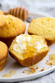 Honey Cornbread Muffins Thanksgivingcom