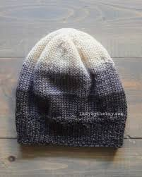Free Knitted Hat Patterns On Circular Needles Fascinating Easy Knit Hat Pattern Hats Pinterest Knit Hats Patterns And