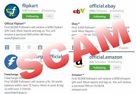 top 5 insram scams