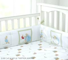 baby room peter rabbit bedding set