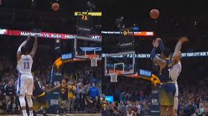 Paul George Ties the Game But Gary Harris Hits Game Winner vs Thunder! OKC  Thunder vs Nuggets - YouTube