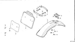 honda crf wiring diagram manual e book