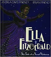 <b>Ella Fitzgerald: The</b> Tale of a Vocal Virtuosa: Pinkney, Andrea Davis ...