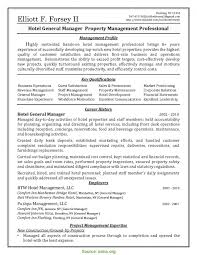 Importance Of A Resume Reservations Manager Resume Importance Of