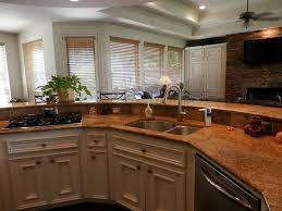 Gallery Of Small Kitchen Island With Sink And Dishwasher