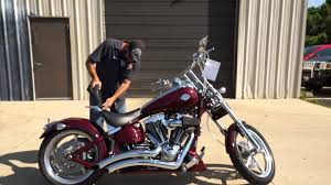 2008 harley davidson rocker c fxcwc a chopper you can live with