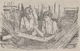 mazhalaigal com adventures of tom sawyer english story by mark when tom crept in through his bedroom window the night was almost spent he undressed caution and went to bed happiely because nobody knew of his