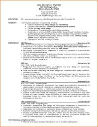 8 Ac Technician Resume Samples Resume Cover Note