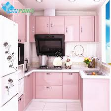 furniture for kitchen cabinets. For Kitchen Cabinet Solid DIY Decorative Film Furniture Renovation Wall Sticker PVC Home Decor Vinyl Self Adhesive Wallpaper-in Stickers From Cabinets