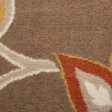 orange and grey rug hand tufted brown area rug burnt orange and grey area rugs