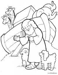 12 Pics Of Noah39s Ark Storybook Coloring Pages Free Noah Ark in ...