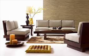 6 awesome wooden sofa set designs for small living room