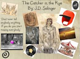 the catcher in the rye and the omnipresent theme of death aqua to begin it is evident throughout the novel that the narrator has been traumatised by the loss of his younger brother allie that died of leukaemia