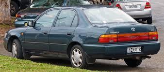 93-97 7th gen Toyota Corolla, wagon, RV seca, liftback (AE101/2/3/9)