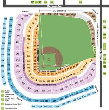 Cubs Seating Chart 2018 Wrigley Field Seating Chart 1980 Chicago Bears Field Lowgif
