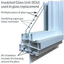 glass replacement for double pane window glass repair anatomy of insulated glass unit