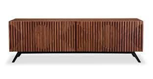 modern credenza furniture. Semibreve Modern Credenza, Walnut 63\ Credenza Furniture