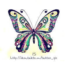 мотылек бабочка эскизы татуировка 6 бабочка мотылек эскизы