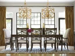 california hollywood hills dining set universal furniture california hollywood hills dining room furniture