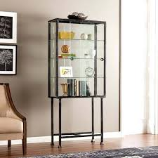 display cabinets with glass doors blvd metal glass sliding door display cabinet antique mahogany display cabinets