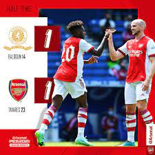 Arsenal - Home